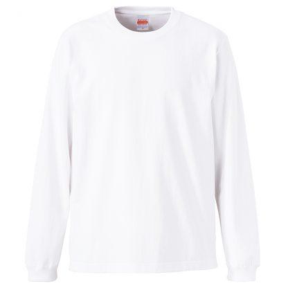 オーセンティック スーパーヘヴィーウェイト 7.1オンス ロングスリーブ Tシャツ(1.6インチリブ)