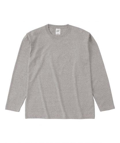 オープンエンド マックスウェイトロングスリーブTシャツ(リブ無し)